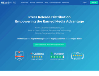 ifem.newswire.com screenshot