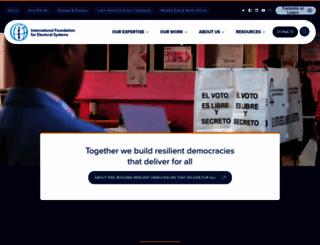 ifes.org screenshot