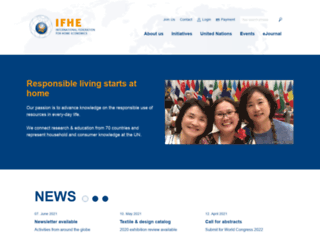 ifhe.org screenshot