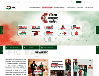 ificbank.com.bd screenshot