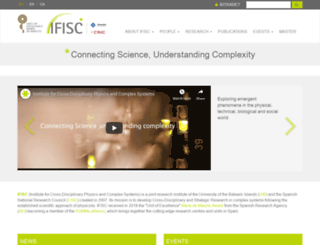 ifisc.uib.es screenshot