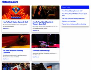 ifistanbul.com screenshot