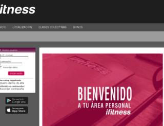 ifitness-benidorm.provis.es screenshot