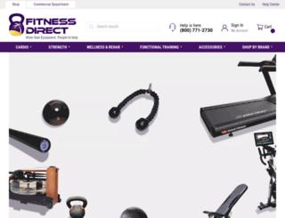 ifitnessdirect.com screenshot