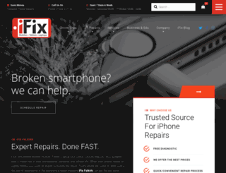 ifixfalkirk.co.uk screenshot