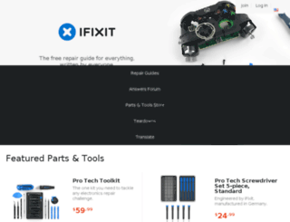 Ifixit: repair manual getapplr.