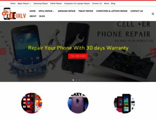 ifixlv.com screenshot