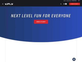 iflyseattle.com screenshot