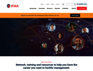 ifma.org screenshot