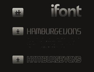 ifont.com screenshot
