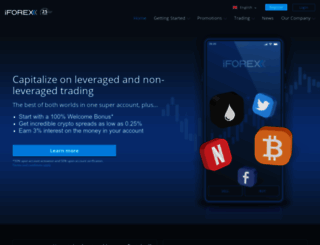 iforex.com screenshot