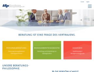 ifp-online.de screenshot