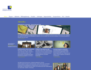ifpb-muenster.de screenshot
