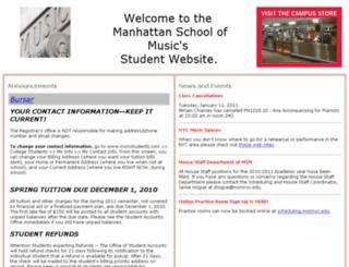 iframe-students.msmnyc.edu screenshot