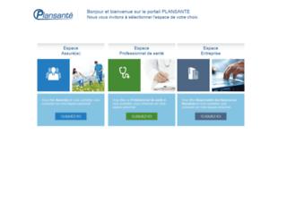 iframe.plansante.com screenshot