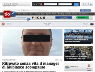 iframetio.tio.ch screenshot