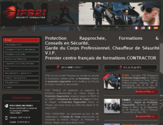 ifs2i.com screenshot