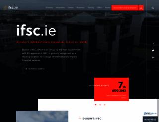 ifsc.ie screenshot