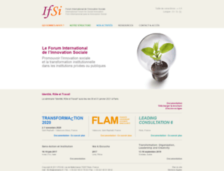 ifsi-fiis-conferences.com screenshot