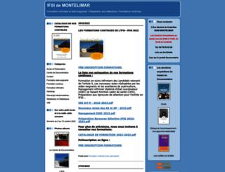 ifsimontelimar.hautetfort.com screenshot