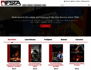 ifsta.org screenshot