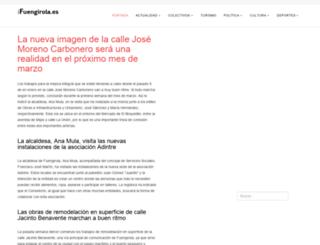 ifuengirola.es screenshot
