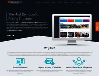 ifwcampuserp.com screenshot