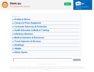 ifwm.su screenshot