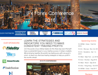 ifxconference2016.com screenshot