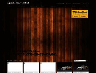 ig-model.com screenshot