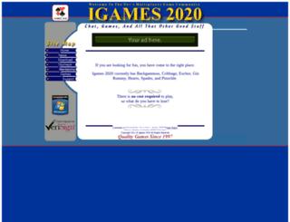 igames2020.com screenshot