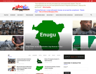 igbolive.com screenshot