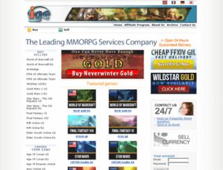 ige.com screenshot