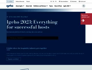 igeho.ch screenshot