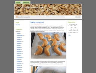 igelis.wordpress.com screenshot