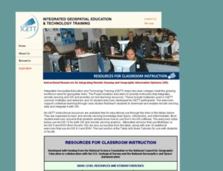 igett.delmar.edu screenshot
