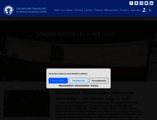igfm.de screenshot