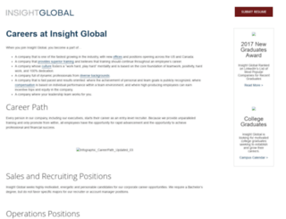 igicareers.com screenshot