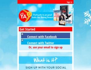 igiftya.socialtoaster.com screenshot