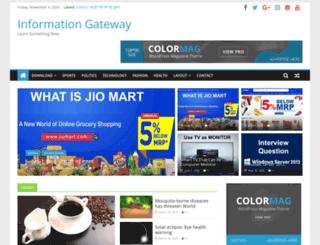 igig.co.in screenshot