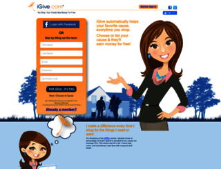 igive.com screenshot
