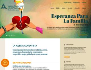 iglesiadeolivos.com.ar screenshot