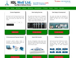 iglhost.com screenshot