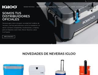 igloocoolers.es screenshot