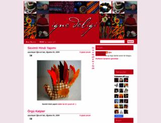 ignedeligi.blogspot.com screenshot