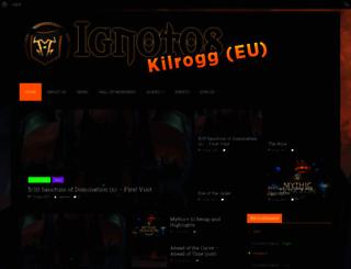 ignotos.com screenshot