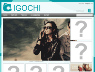 igochi.com screenshot