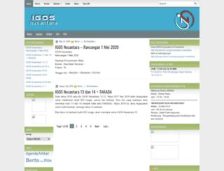 igos-nusantara.or.id screenshot