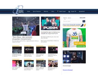 igospel.org.br screenshot