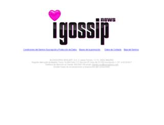 igossip.es screenshot